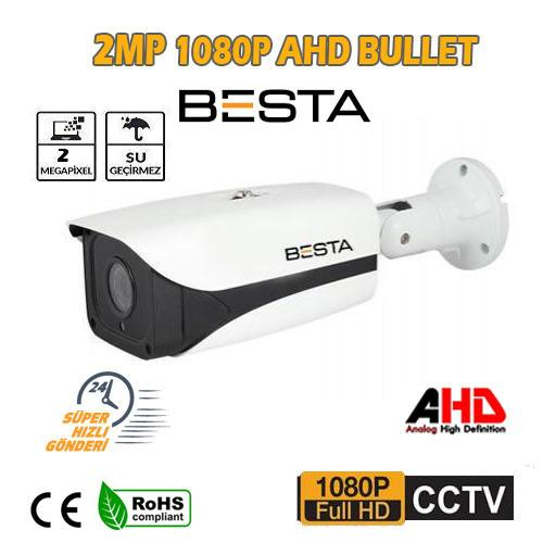 FULL HD 2 MP 1080P AHD GÜVENLİK KAMERASI ( BT-9536 )