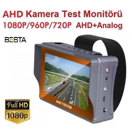 Kamera Test Cihazı Ahd +Analog  BS-2686