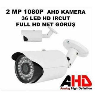 Metal Kasa AHD 2.0 MP 1080p FULL HD Güvenlik Kamerası ( BT-9471)