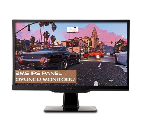 Viewsonic 21.5' VX2263SMHL IPS LED 2MS SIYAH D-SUB+2XHDMI Monitör