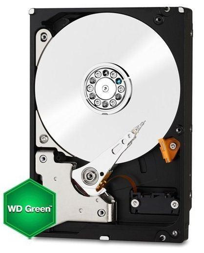 "WD Green 5TB Intellipower Sata 3.0 64Mb Cache 3.5"" Sabit Disk WD50EZRX"
