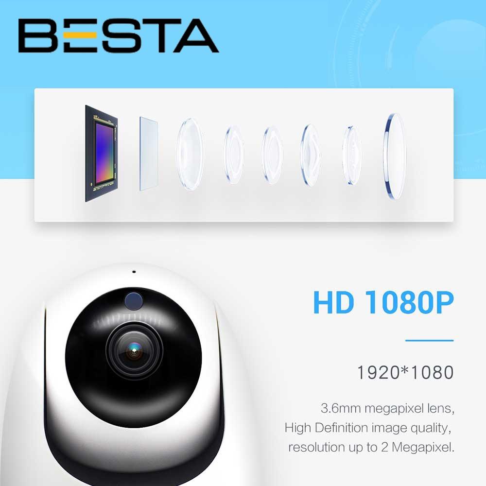 kablosuz kamera 1080p 2mp